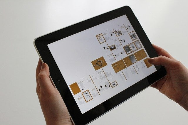 Bookmark a Website to Your iPad Desktop