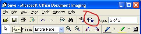 Microsoft Document Imaging