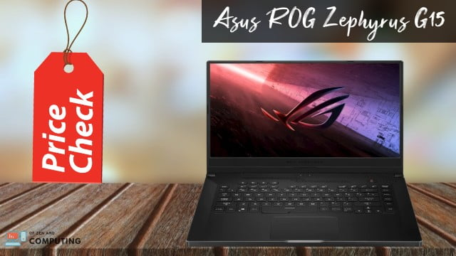 ASUS ROG Zephyrus G15 Review (2020)