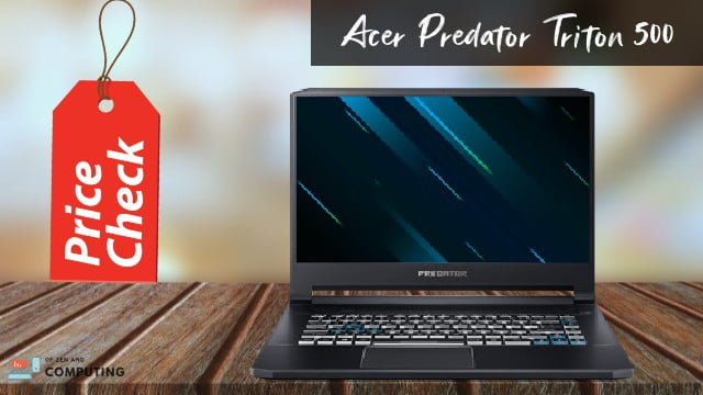 Acer Predator Triton 500 Review (2020)