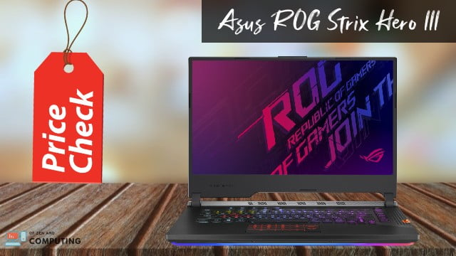 Asus ROG Strix Hero III Review (2020)