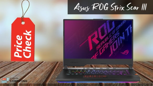Asus ROG Strix Scar III Review 2020
