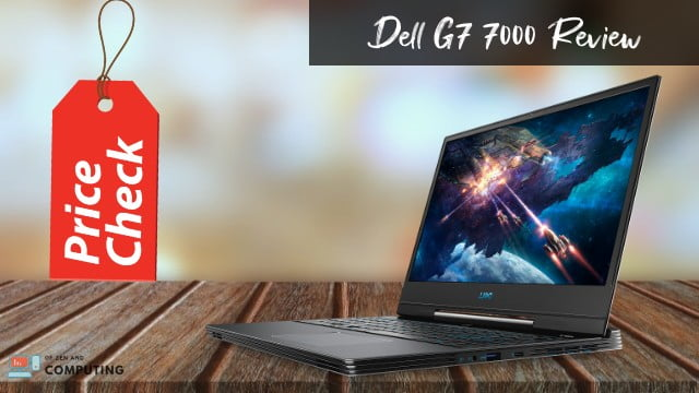 Dell G7 7000 Review (2020)