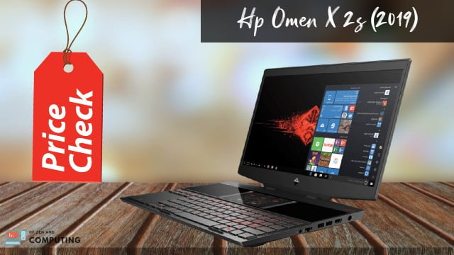 HP OMEN X 2S (2019) Review (2020)