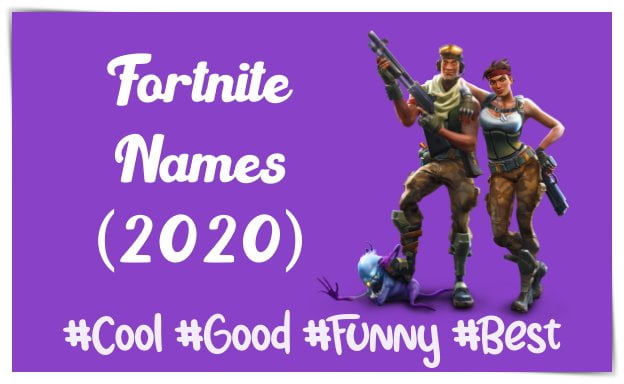 Roblox Fortnite Picture Id 900 Cool Fortnite Names 2020 Not Taken Good Funny Best