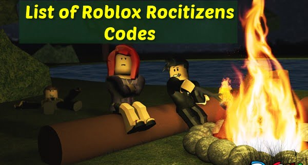 All Roblox Rocitizens Codes List (2020)