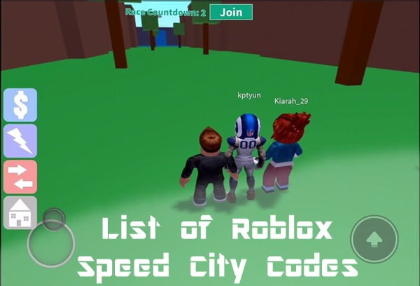 All Roblox Speed City Codes (2020)