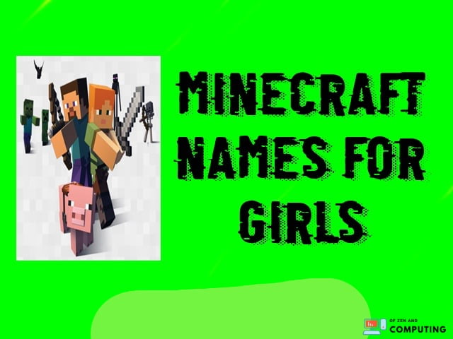 Minecraft-names-for-girls