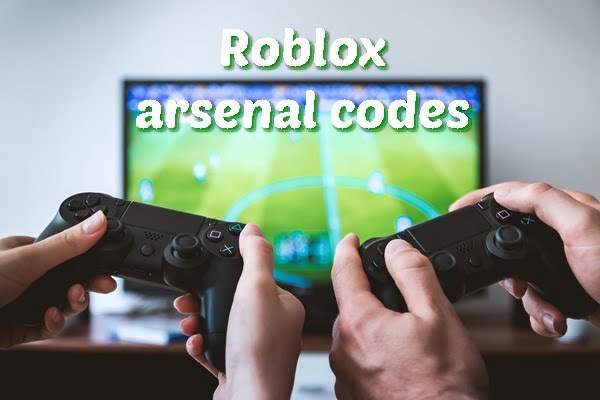 Roblox Arsenal Codes (2020)