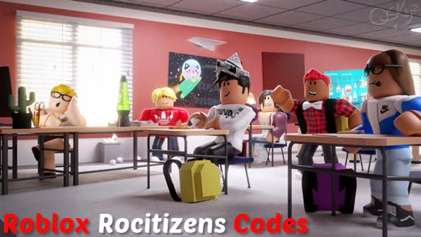 Roblox Rocitizens Codes (2020)