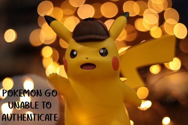 What Is Pokemon Go Unable To Authenticate Error?