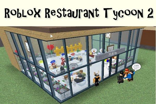 Working Roblox Restaurant Tycoon 2 Codes March 2021
