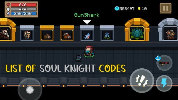 All New Gift Codes for Soul Knight (2020) List