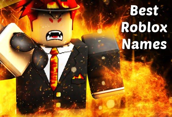 Best Roblox Usernames (Names) 2020