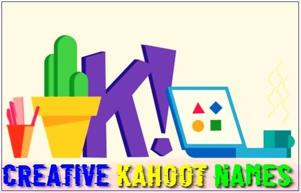 Creative Kahoot Names (2020)