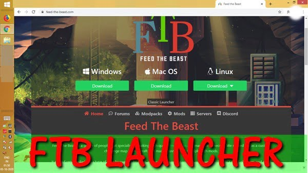 FTB-LAUNCHER-How to Allocate More RAM to Minecraft Server Using Launchers?