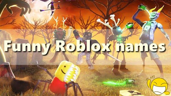 Funny Roblox Usernames (Names) 2020
