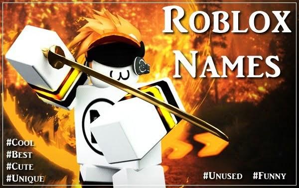 2500 Good Roblox Usernames 2020 Not Taken Cool Names Cute Girls Boys