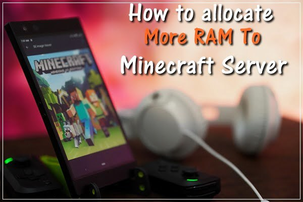 How to Allocate More RAM to Minecraft Server 2020, Twitch, Launchers