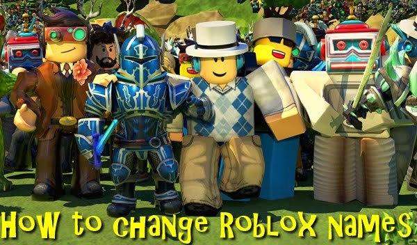 How to Change Roblox Username?