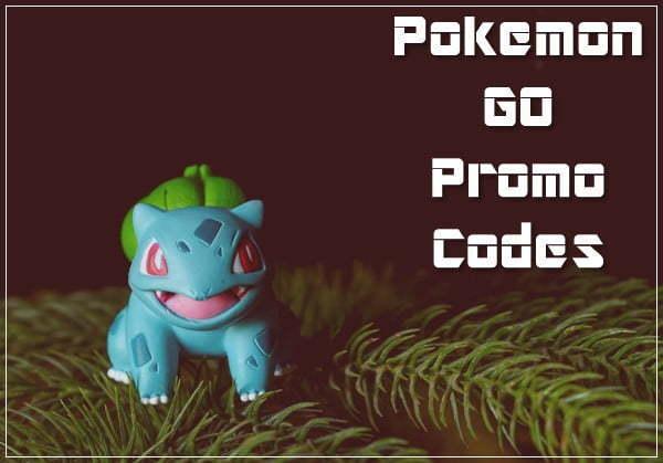 Pokemon Go Promo Codes List That Work (2020)