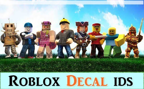 Roblox Decal IDs List (2020)