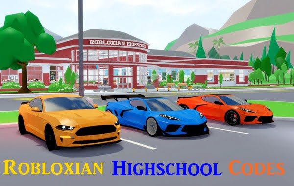 Roblox Robloxian Highschool Codes (2020) New