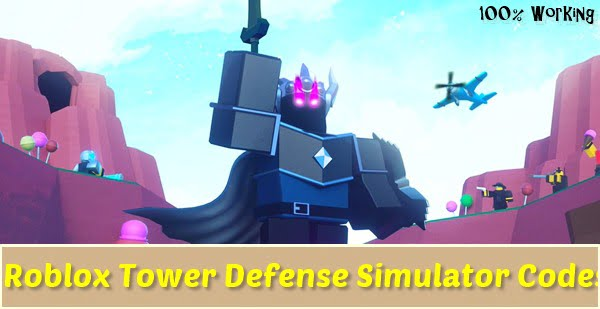 Roblox Tower Defense Simulator Codes (2020)