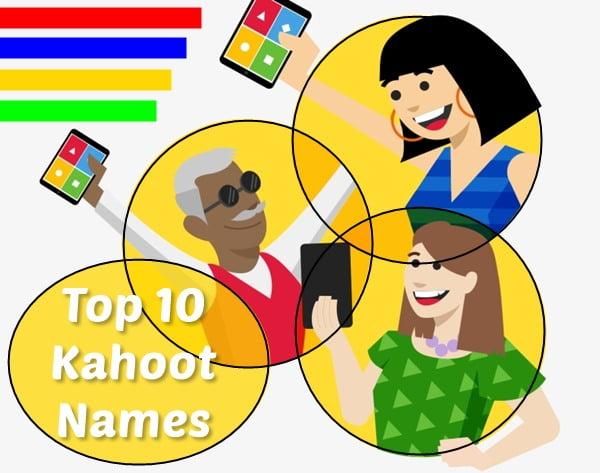 Top 10 Kahoot Names