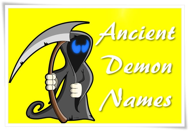 Ancient Demon Names