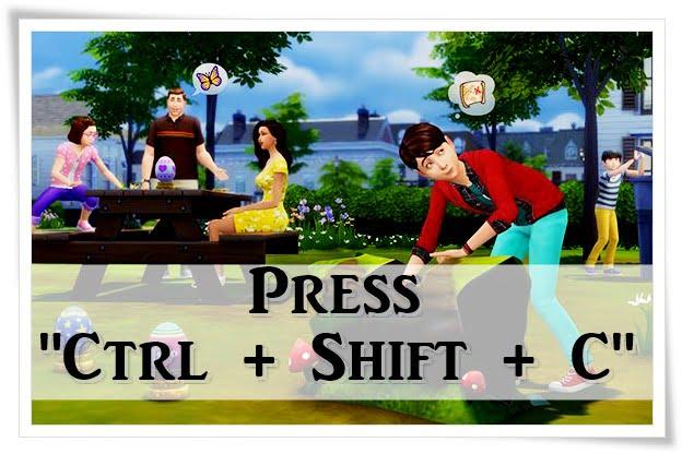 Ctrl + Shift + C