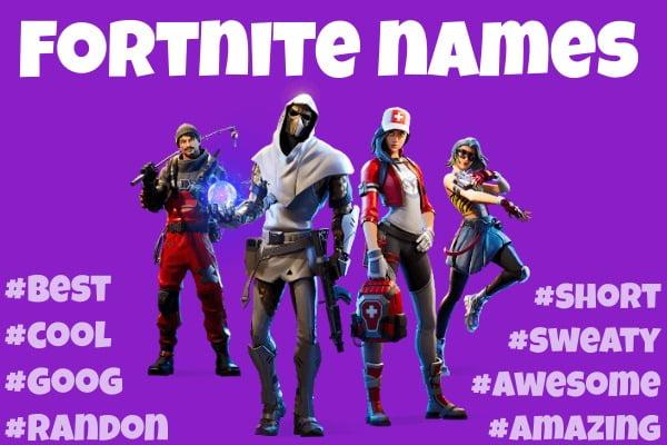 Good Fortnite Clan Names 2020 (Not Taken) - Cool, Sweaty, Best Ideas