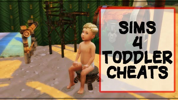 All Sims 4 Toddler Cheats (2021)