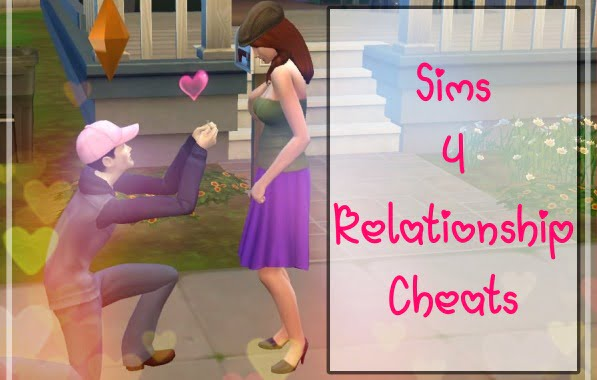 All Sims 4 Relationship Cheats (2021)