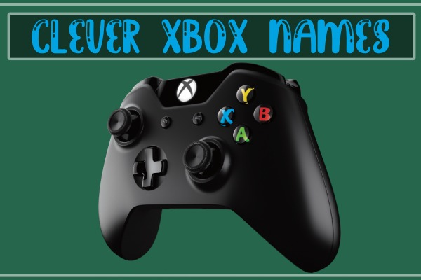 Clever Xbox Names 2021 (Gamertags)