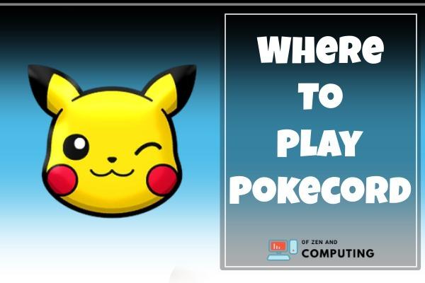 Where to Play Pokecord?