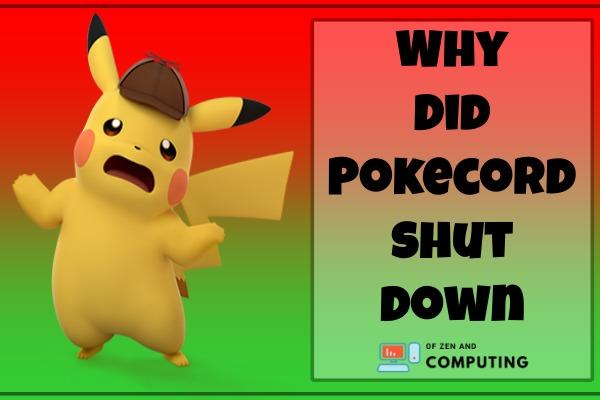 Why did Pokecord Shut Down?