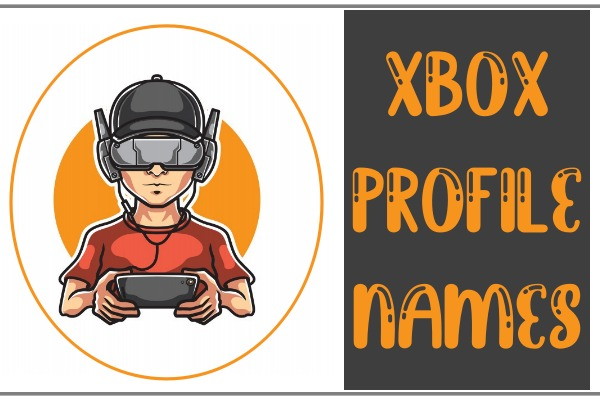 Xbox Profile Names 2021 (Gamertags)