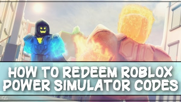 How to Redeem Codes for Roblox Power Simulator?